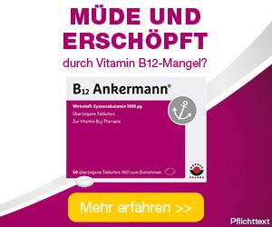 Banner B12 Ankermann Tabletten