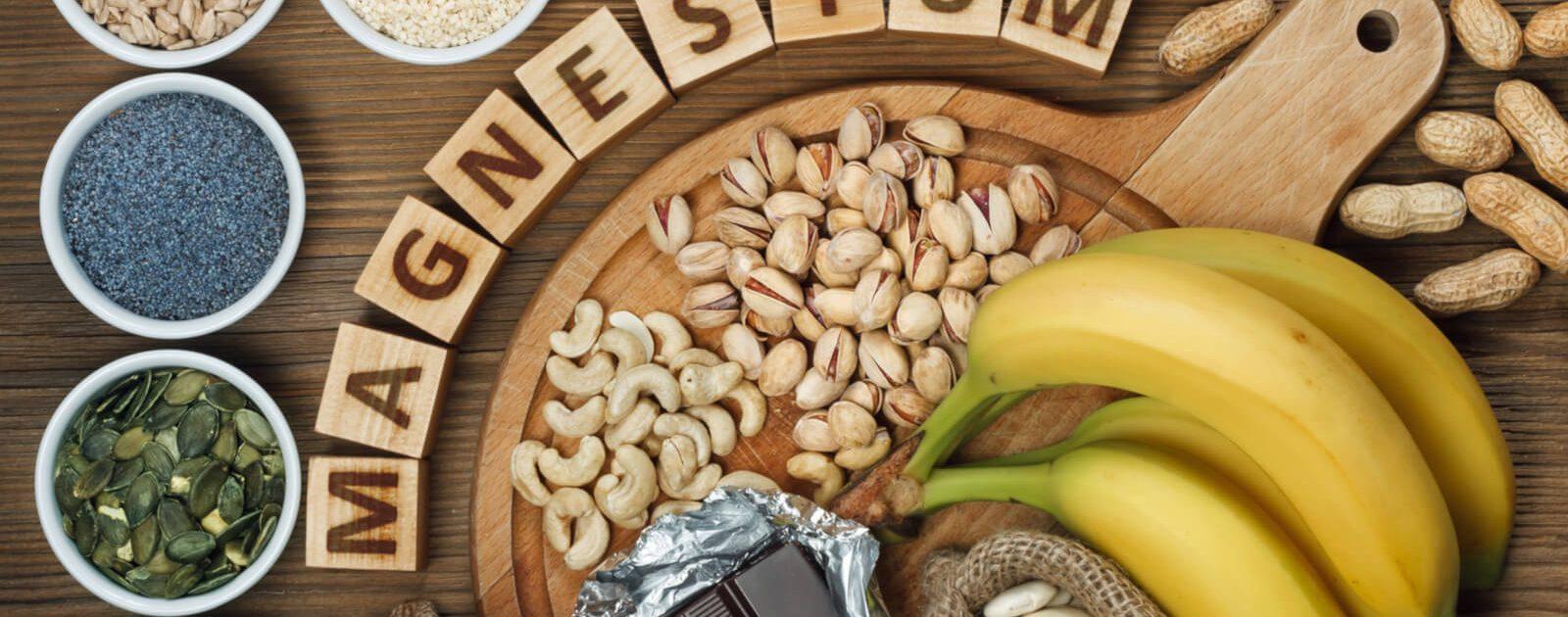 Magnesium und Vitamins B12 wichtig für Nerven und Muskeln