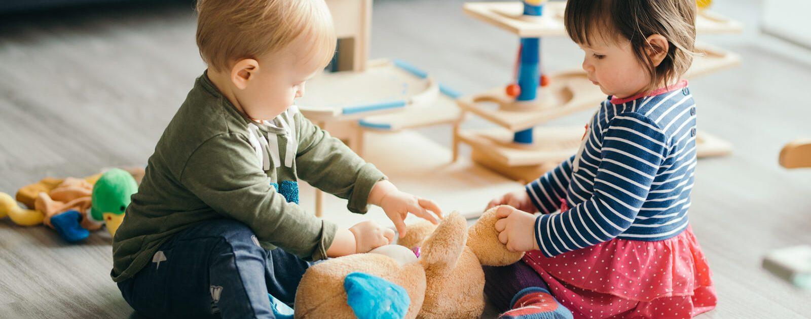 Auch kinder können unter Vitamin B 12-Mangel leiden.