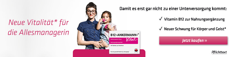 Banner B12 Ankermann Vital